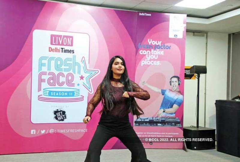 Unveiling Livon Fresh Face 2018 Delhi Finalists