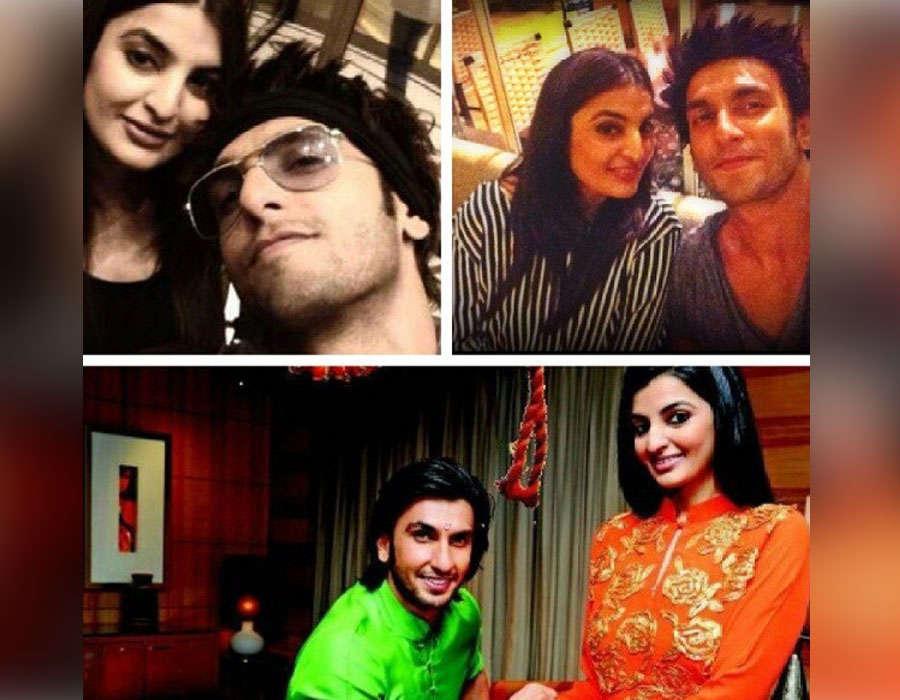 Ranveer Singh - Deepika Padukone marriage photos