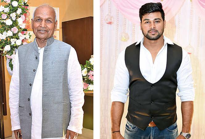 (L) Radhey Lal Yadav (R) Rahul Rai (BCCL/ Farhan Ahmad Siddiqui)