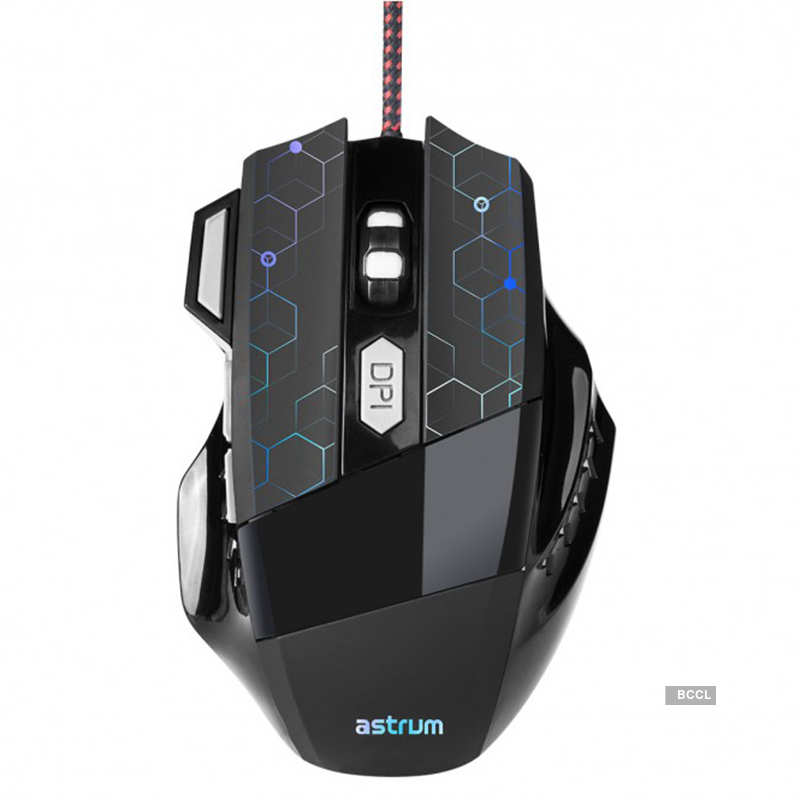 Astrum launches MG300 gaming mouse