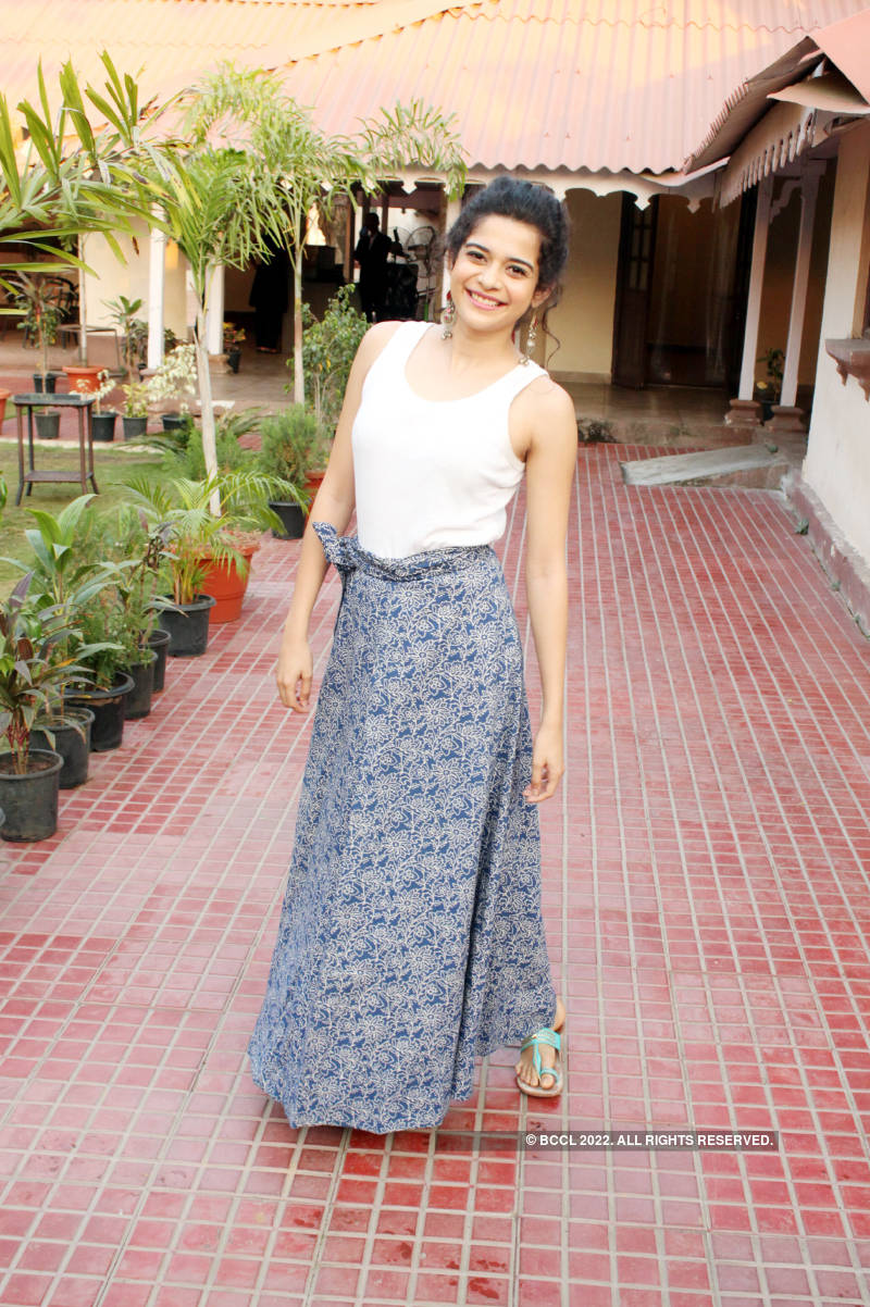 Actress Mithila Palkar's exclusive photoshoot