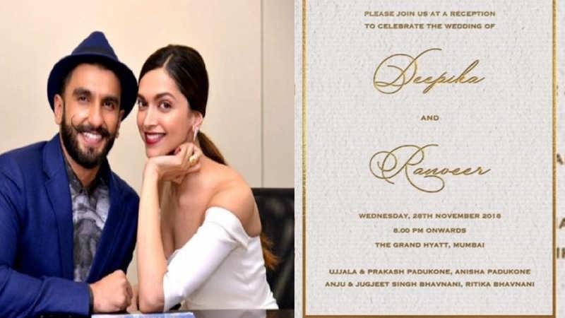 Ranveer Singh-Deepika Padukone wedding: This behind-the ...