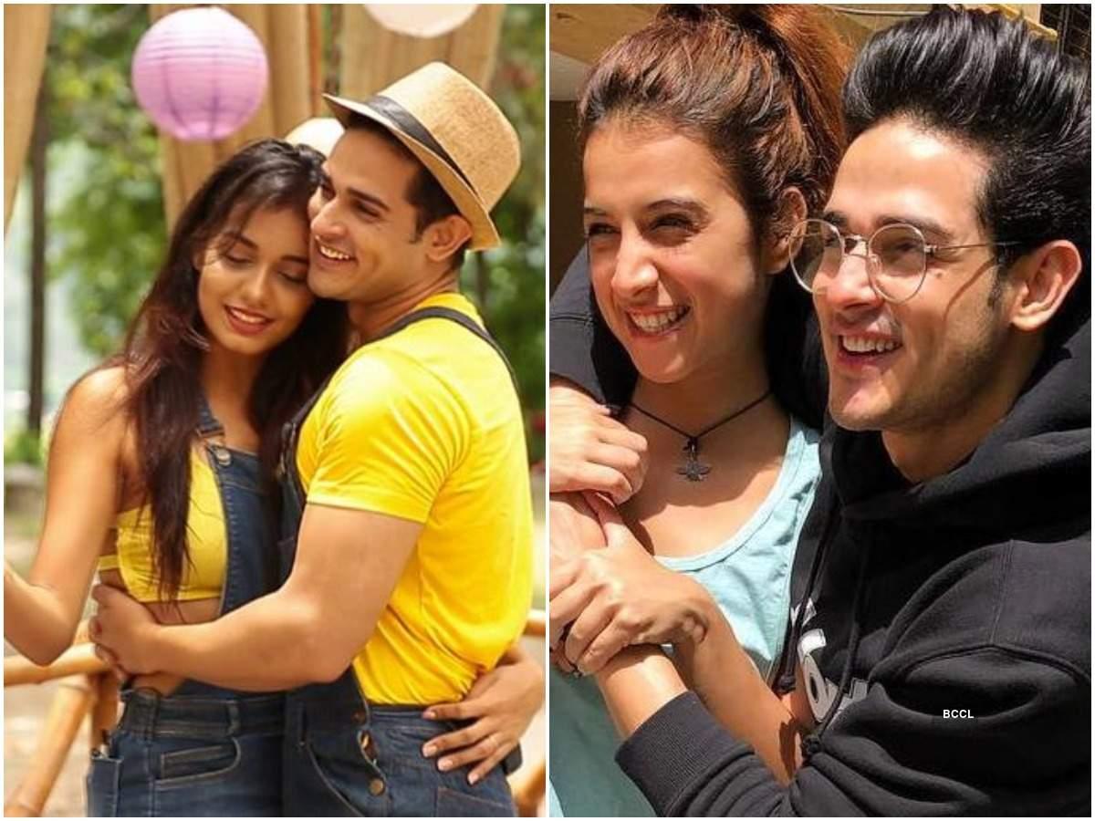 Priyank and divya dating in real life