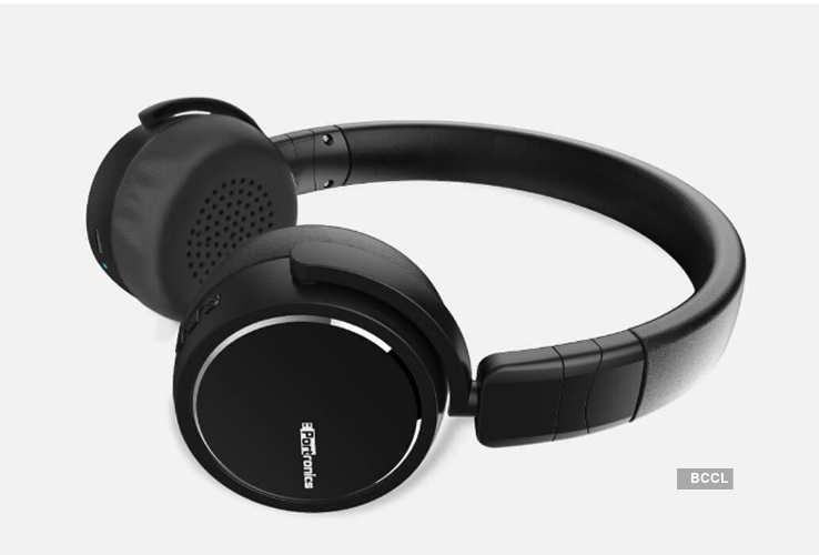 Portronics launches 'Muffs R' Bluetooth headphones
