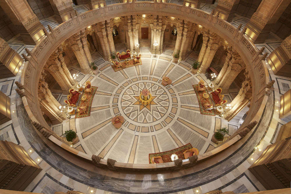 The golden history of Umaid Bhawan Palace - An insight into Umaid ...