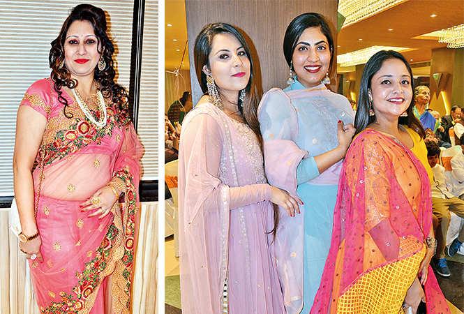 (L) Mona (R) Nazuk, Naina and Shubhangini (BCCL/ IB Singh)