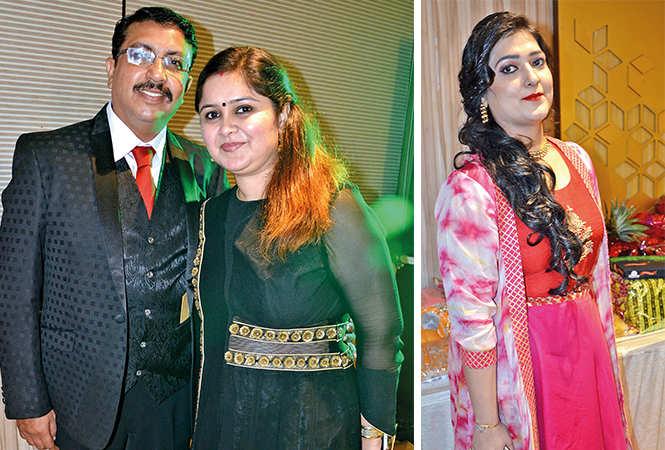 (L) Sandeep and Bhawana (R) Sonam (BCCL/ IB Singh)