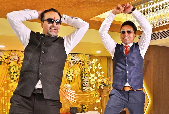 Shailesh and Karan (BCCL/ IB Singh)