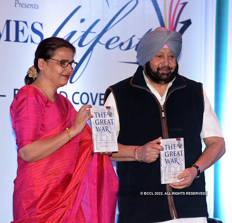 Chandigarh preview of Times Literature Festival - Delhi