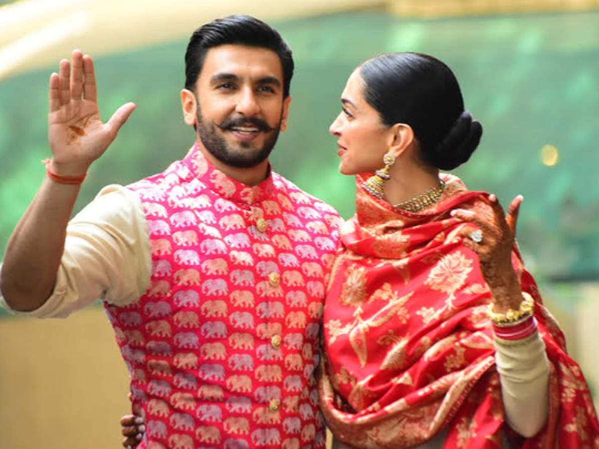 Ranveer Singh and Deepika Padukone Wedding Photos, Videos, Pictures, Images, Pics