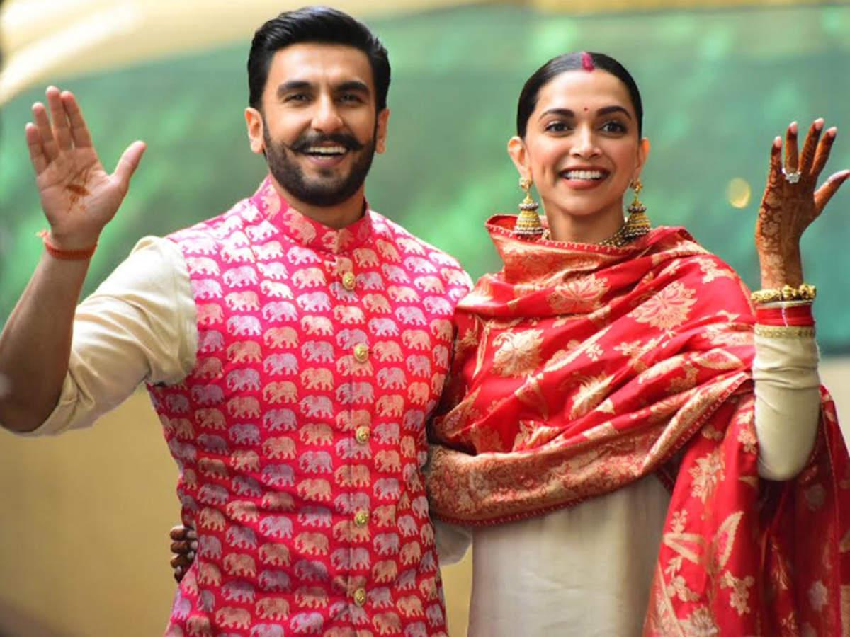 Ranveer Singh and Deepika Padukone Photos Post Wedding ...