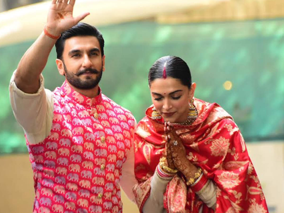 Ranveer Singh and Deepika Padukone Wedding Images, Videos, Pictures, Pics, Photos