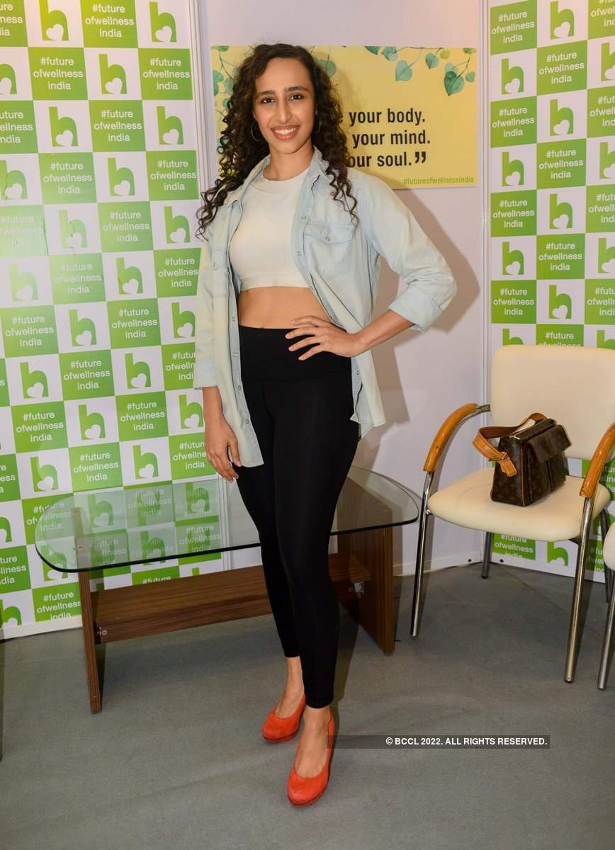 Sonakshi Sinha, Farah Khan Ali attend Future of Wellness 2018