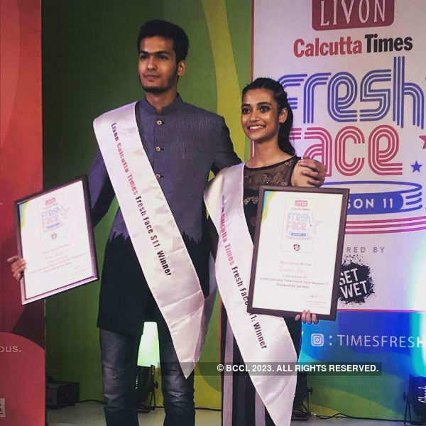Times Fresh Face 2019 Kolkata winners announced