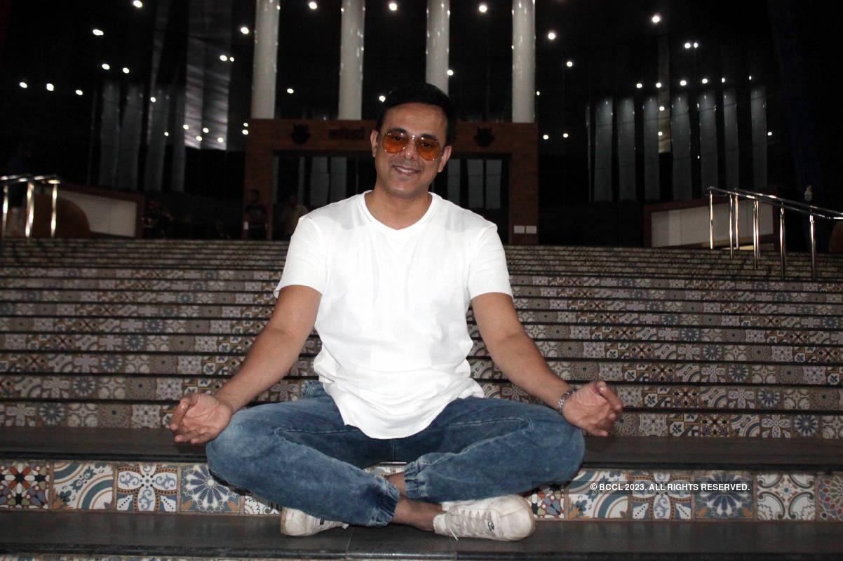 Actor Sumeet Raghvan's exclusive photoshoot