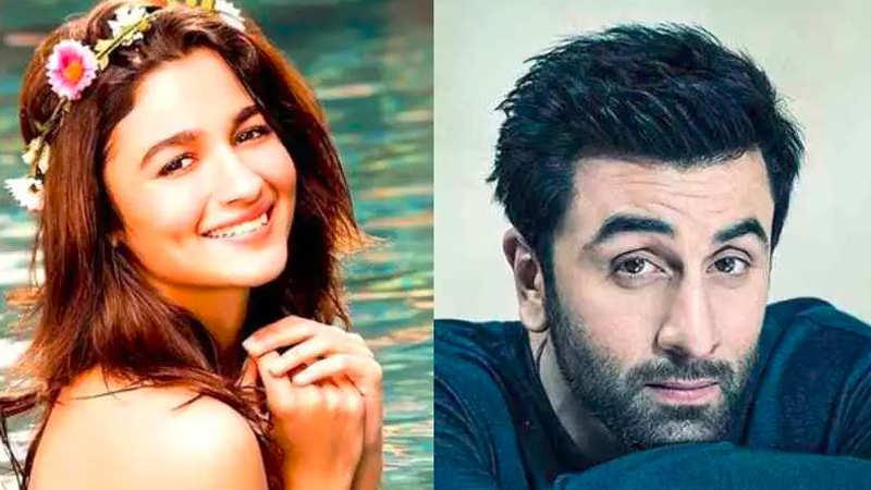 Alia Bhatt and Ranbir Kapoor enjoy romantic stay at a Mumbai hotel