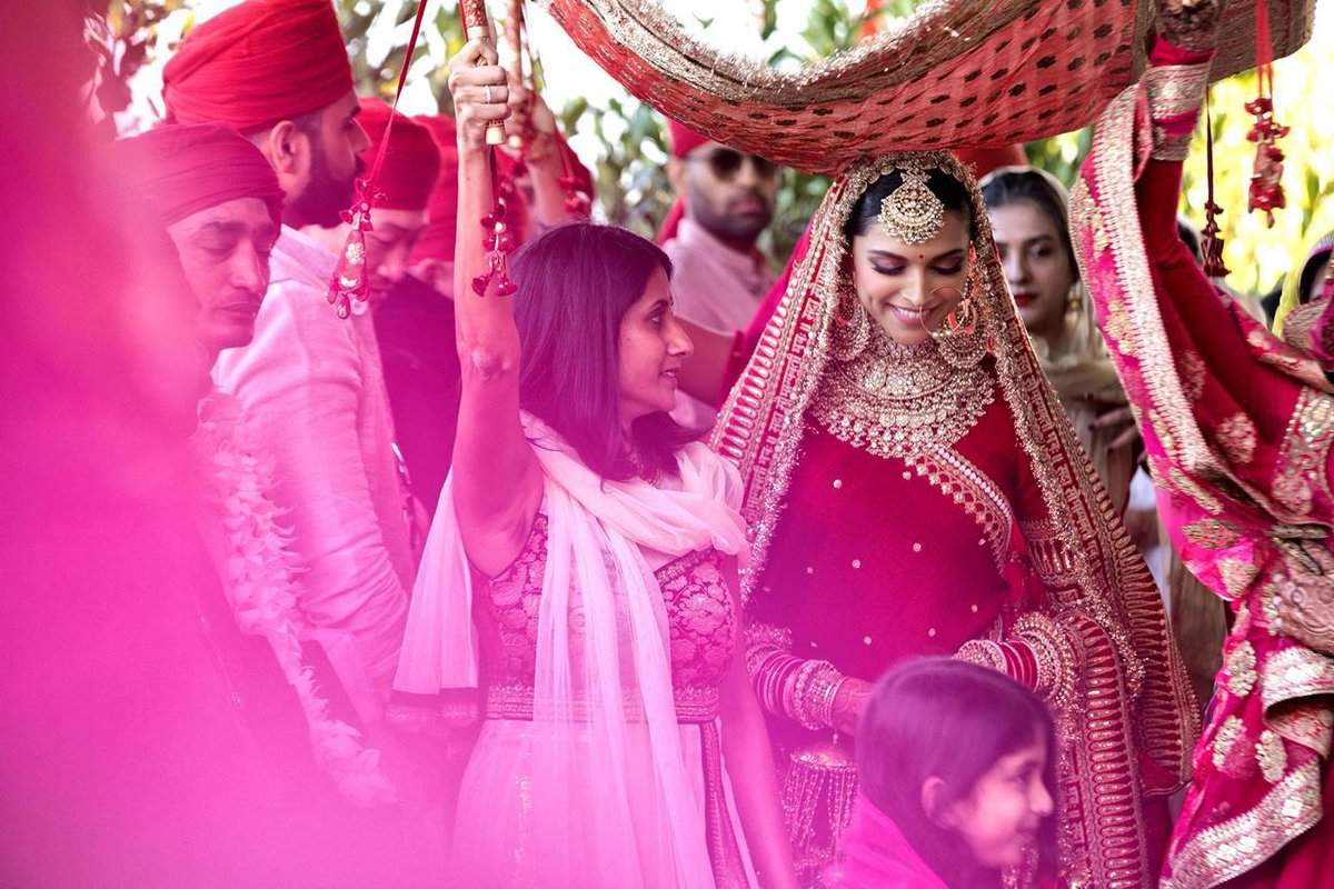 Ranveer Singh and Deepika Padukone wedding photos, marriage images, pictures, wallpapers, video