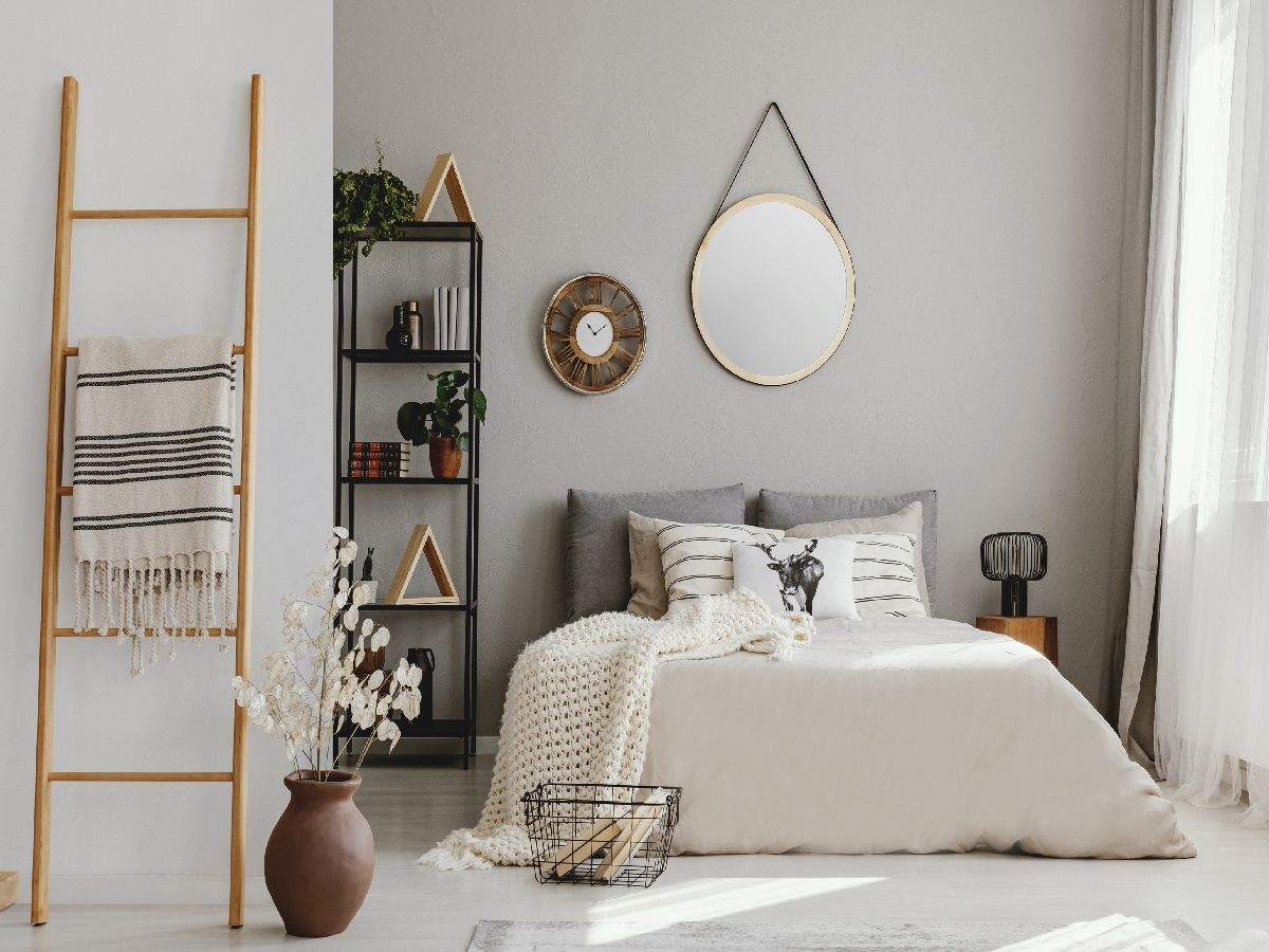 Make Your Bedroom Artsy With These Easy Decor Ideas Times Of India