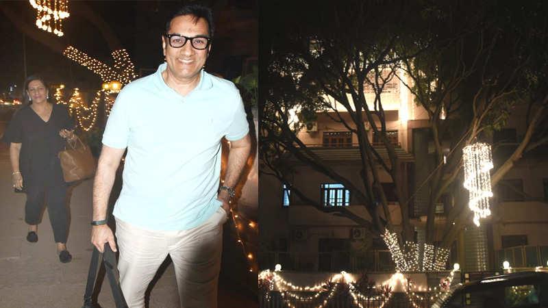 Ranveer Singh's parents spotted at Deepika Padukone's 'decked up' Bengaluru residence