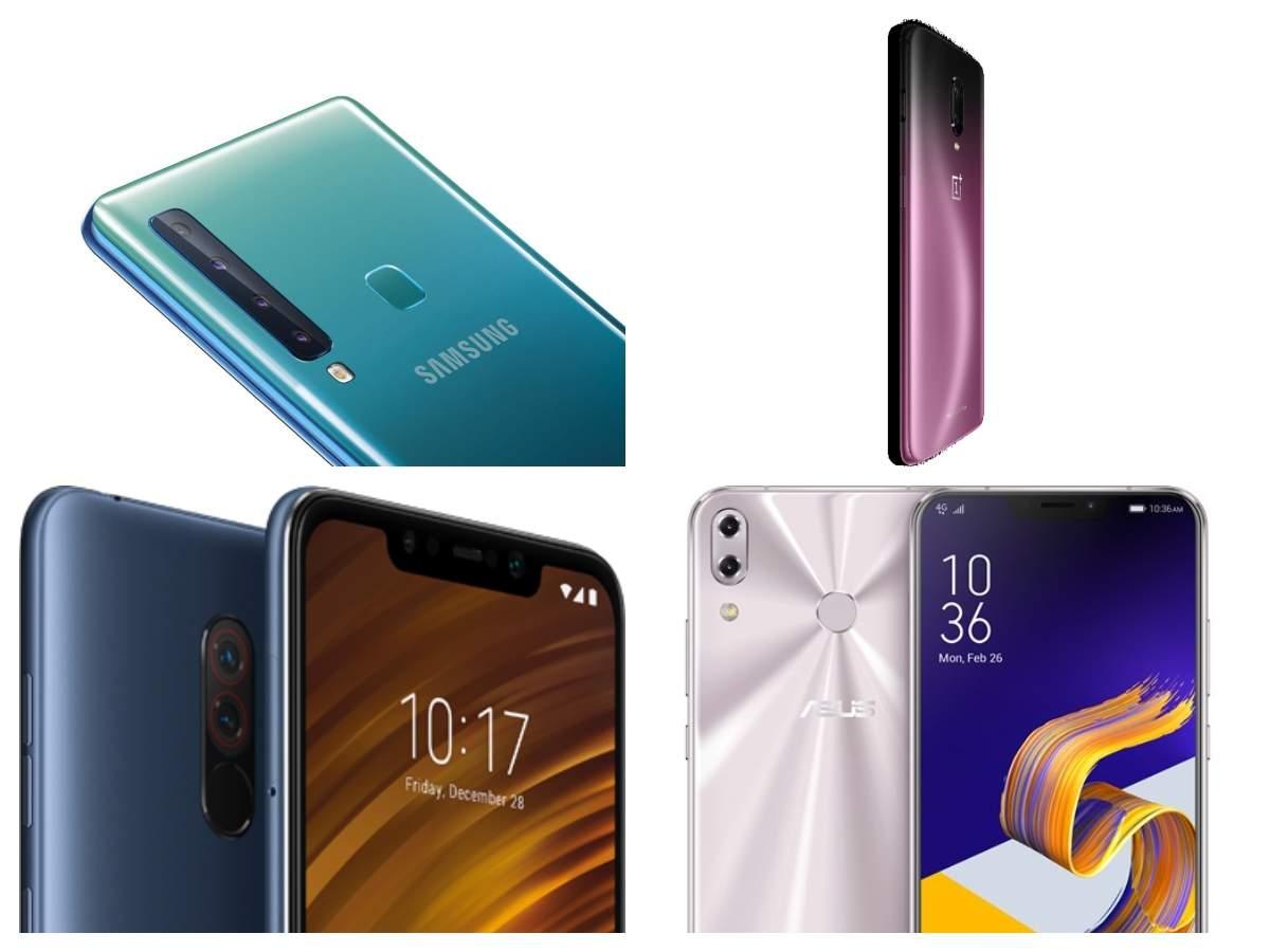 Samsung Galaxy A9 (2018) vs OnePlus 6T: Samsung Galaxy A9