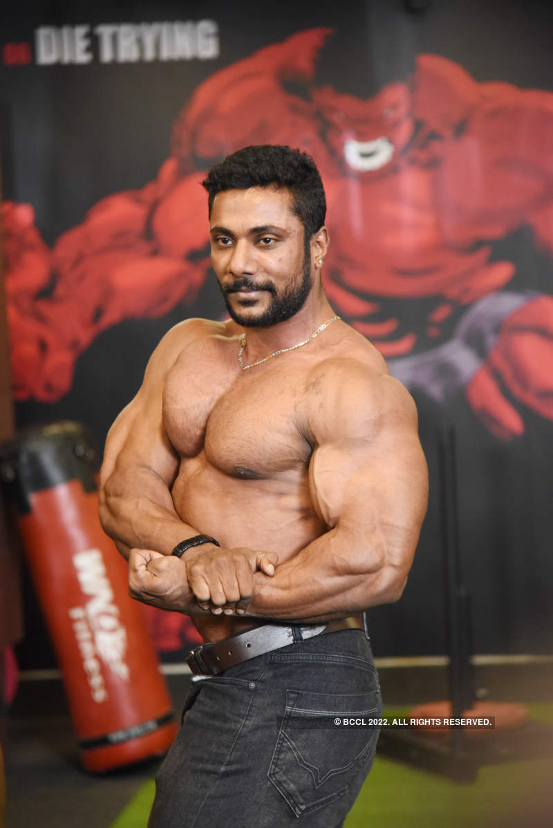 Chennaites attend relaunch of a fitness studio