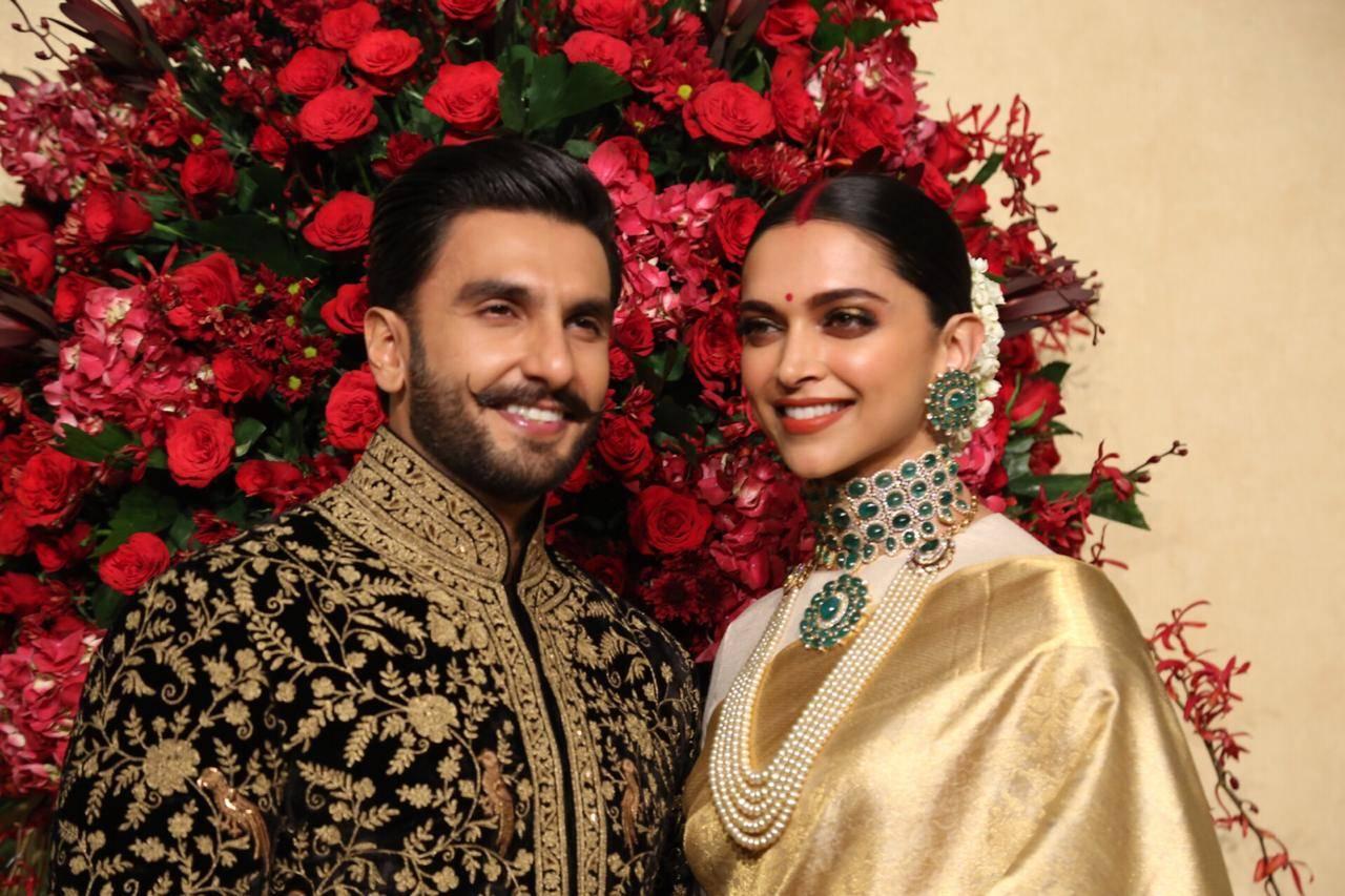 Deepika Padukone and Ranveer Singh Bengaluru wedding ...
