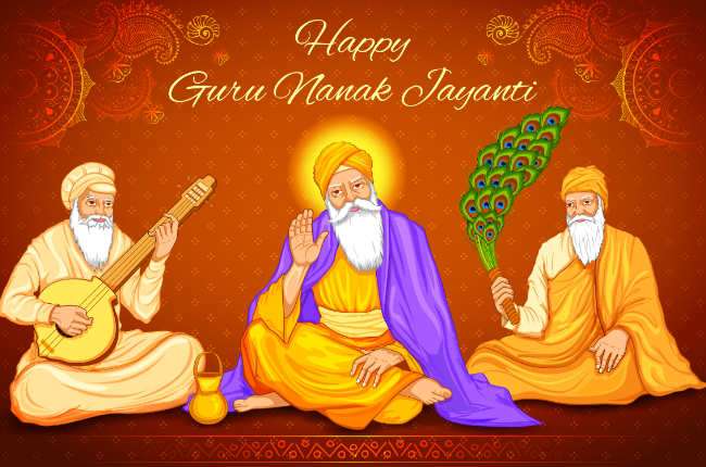 Happy Guru Nanak Jayanti 2018 Wishes, Messages, Quotes, Status