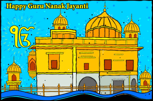Happy Gurpurab 2018 Wishes, Messages, Quotes, Status, Images, Cards, Greetings, Quotes, Pictures