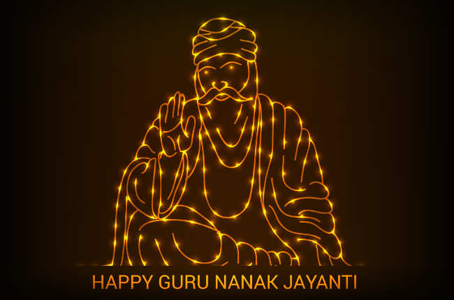 Happy Guru Nanak Jayanti 2018 Images, Cards, Greetings, Quotes, Pictures