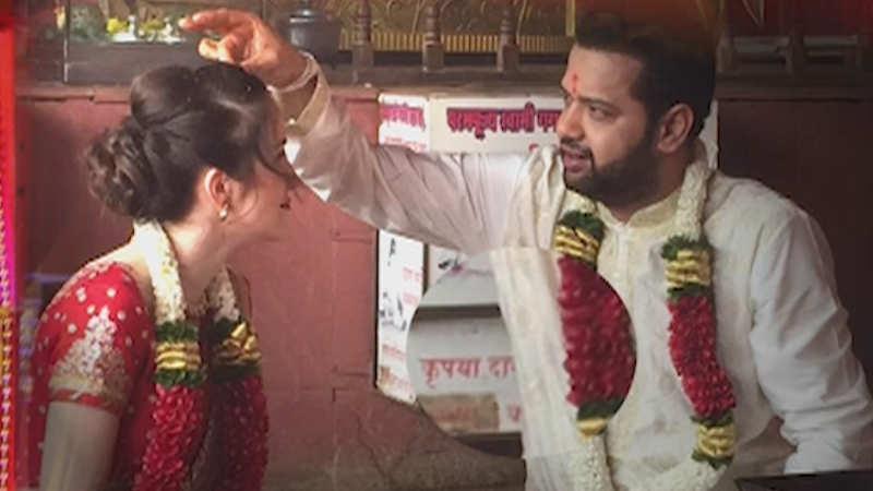 Rahul Mahajan marries model Natalya Ilina