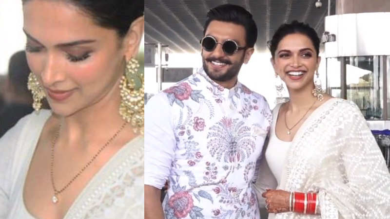 New bride Deepika Padukone's mangalsutra cost will blow your mind