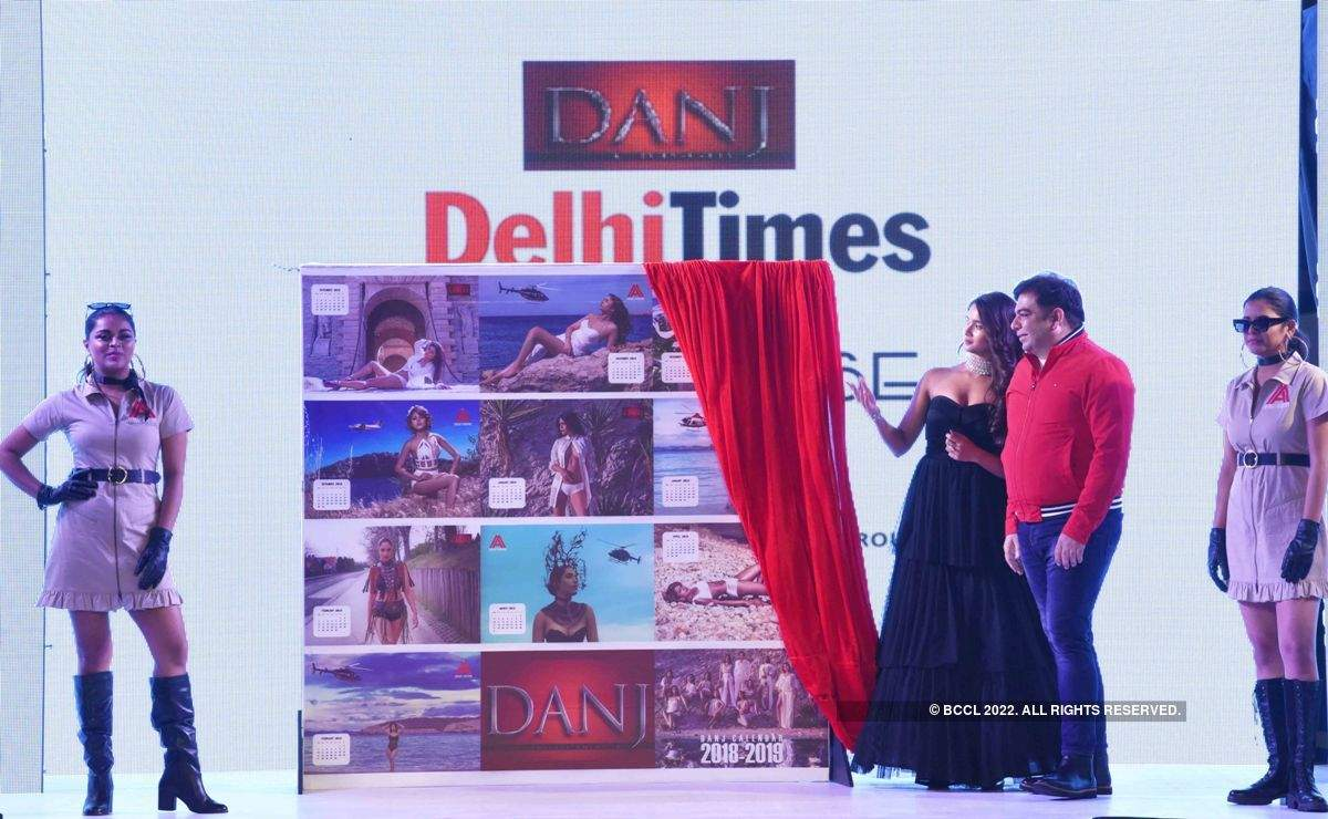 Neetu Singh - Delhi Times India Showcase Week 2018 - Day 2