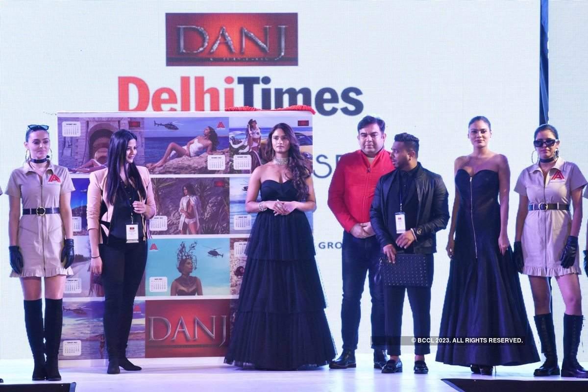 Neetu Singh - Delhi Times India Showcase Week 2018 - Day 2