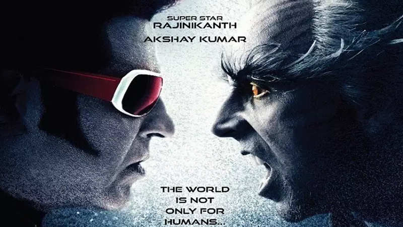 Rajnikanth and Akshay Kumar's '2.0' breaks all records even before its release