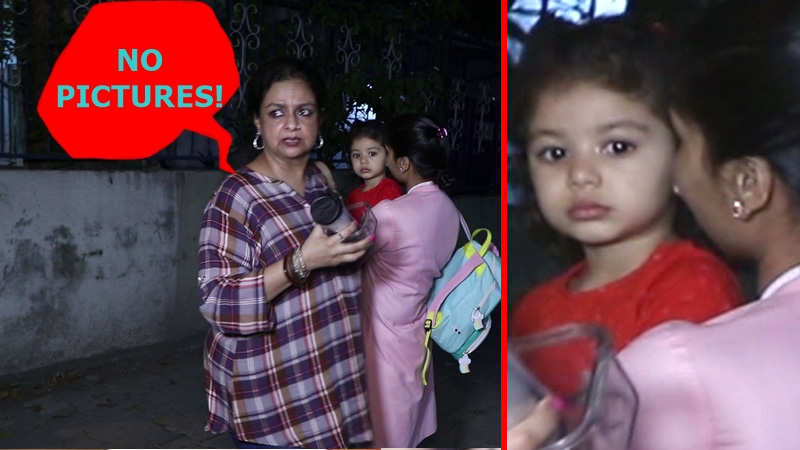 'She's not to be clicked': Shahid Kapoor's mother Neelima Azeem gets protective of Misha