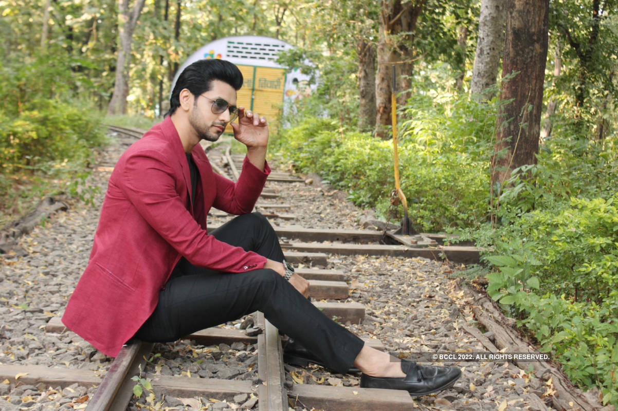 TV actor Shakti Arora's exclusive photoshoot