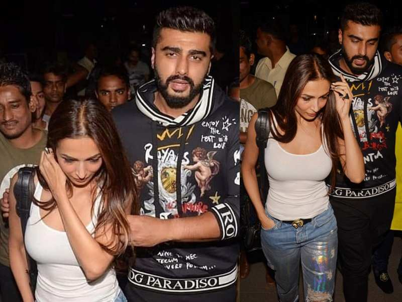 Arjun Kapoor and Malaika Arora buy a house together? Details here