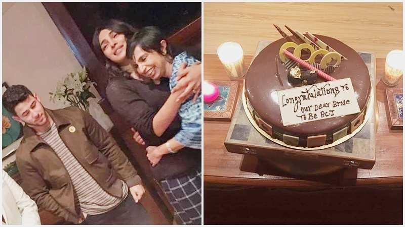 Priyanka Chopra and Nick Jonas pre-wedding celebrations