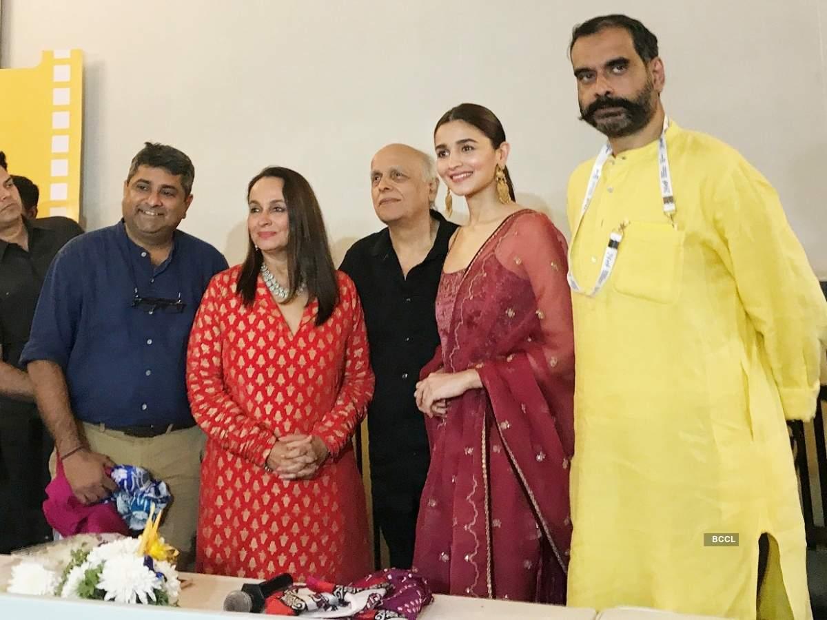 Kolkata International Film Festival '18