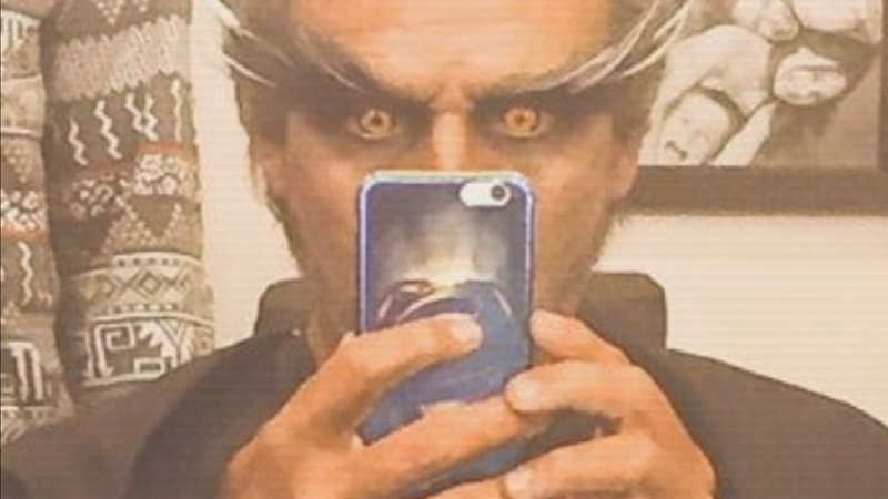 Akshay Kumar's look from '2.0' is astonishing