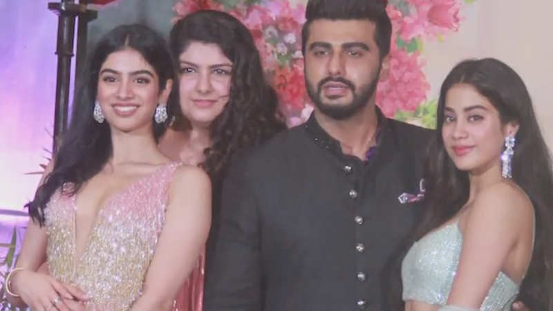 Arjun Kapoor slams trolls for abusing sister Anshula for not helping Janhvi on 'Koffee with Karan'