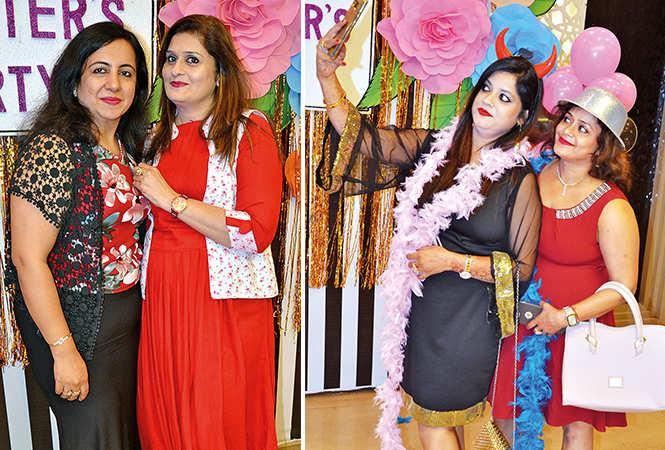 (L) Priyanka and Preeti (R) Rashmi and Soni (BCCL/ IB Singh)