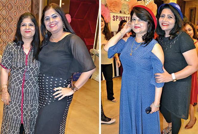 (L) Savita and Sonu (R) Shalini and Riya (BCCL/ IB Singh)