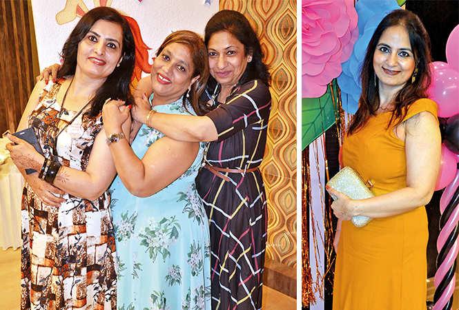 (L) Simmi, Neelam and Dolly (R) Tina (BCCL/ IB Singh)