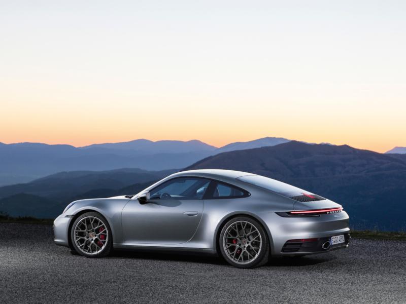 Photos The New Porsche 911 The Times Of India