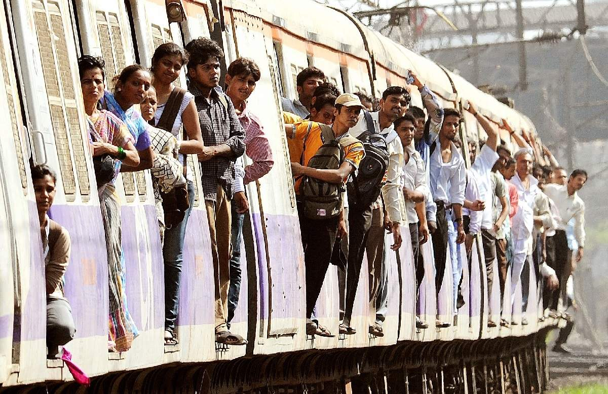 Watch: Railway Minister Piyush Goyal wants all local trains to have 15 coaches
