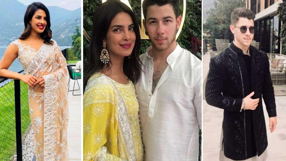 Priyanka Chopra, Nick Jonas ban phones at their grand wedding ceremonies!