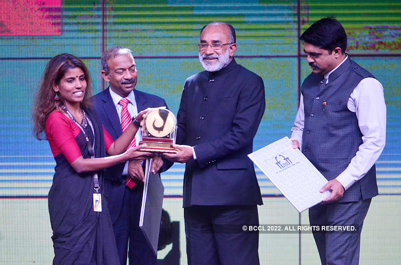 Celebs attend 49th International Film Festival of India