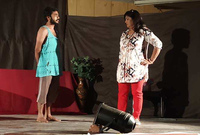 A scene from the play (BCCL/ Abhishek Shukla)