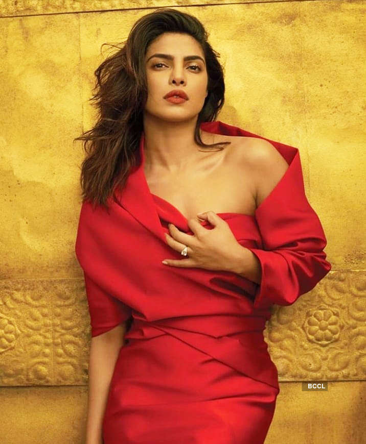 Soon-to-be bride Priyanka Chopra sets hearts racing with her photoshoot pictures